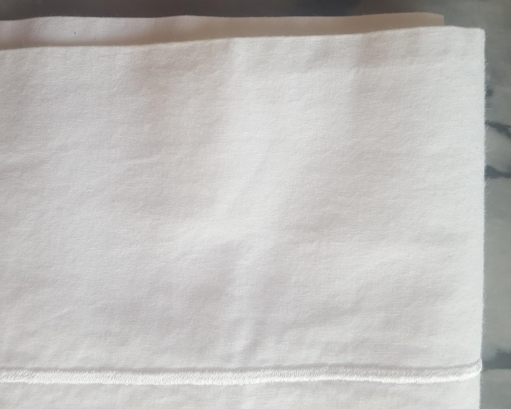 100% Cotton Percale Pillowcase