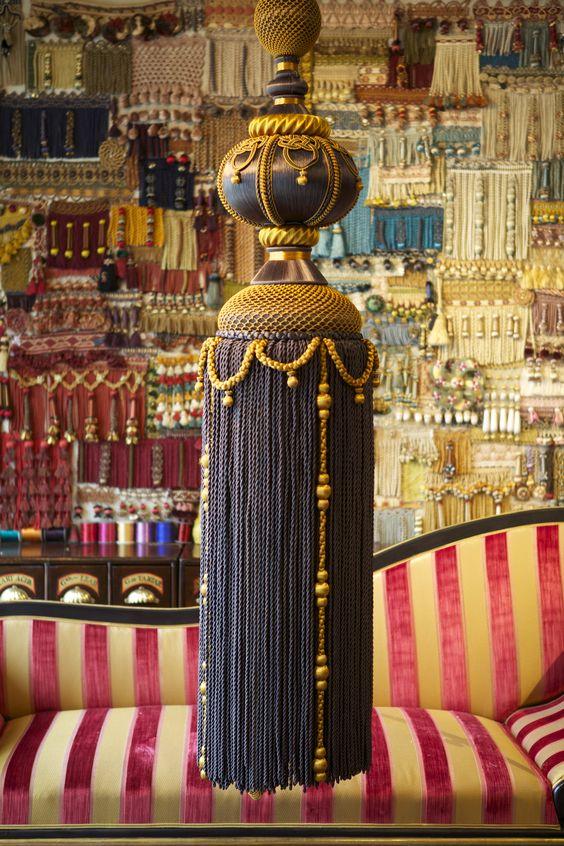 6 foot tassel in watts of westminister's showroom.jpg