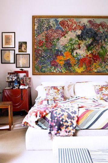 rhiannonsinteriors.com large impressionsit painting cover wall.jpg
