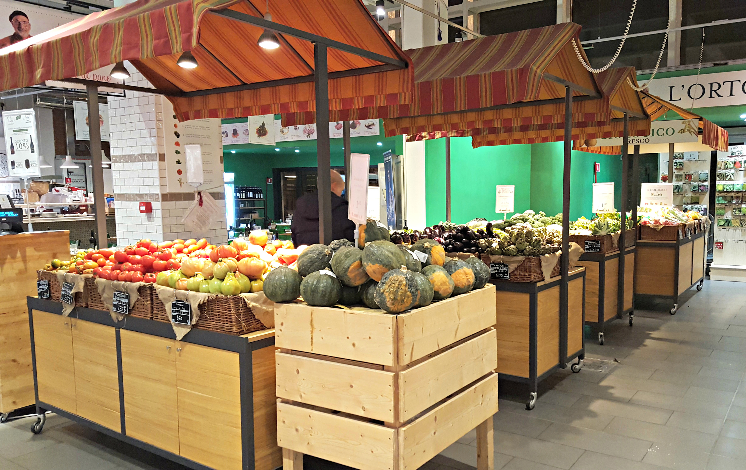 Eataly - The biggest and best (add pricey to that list of extremities) foodie market