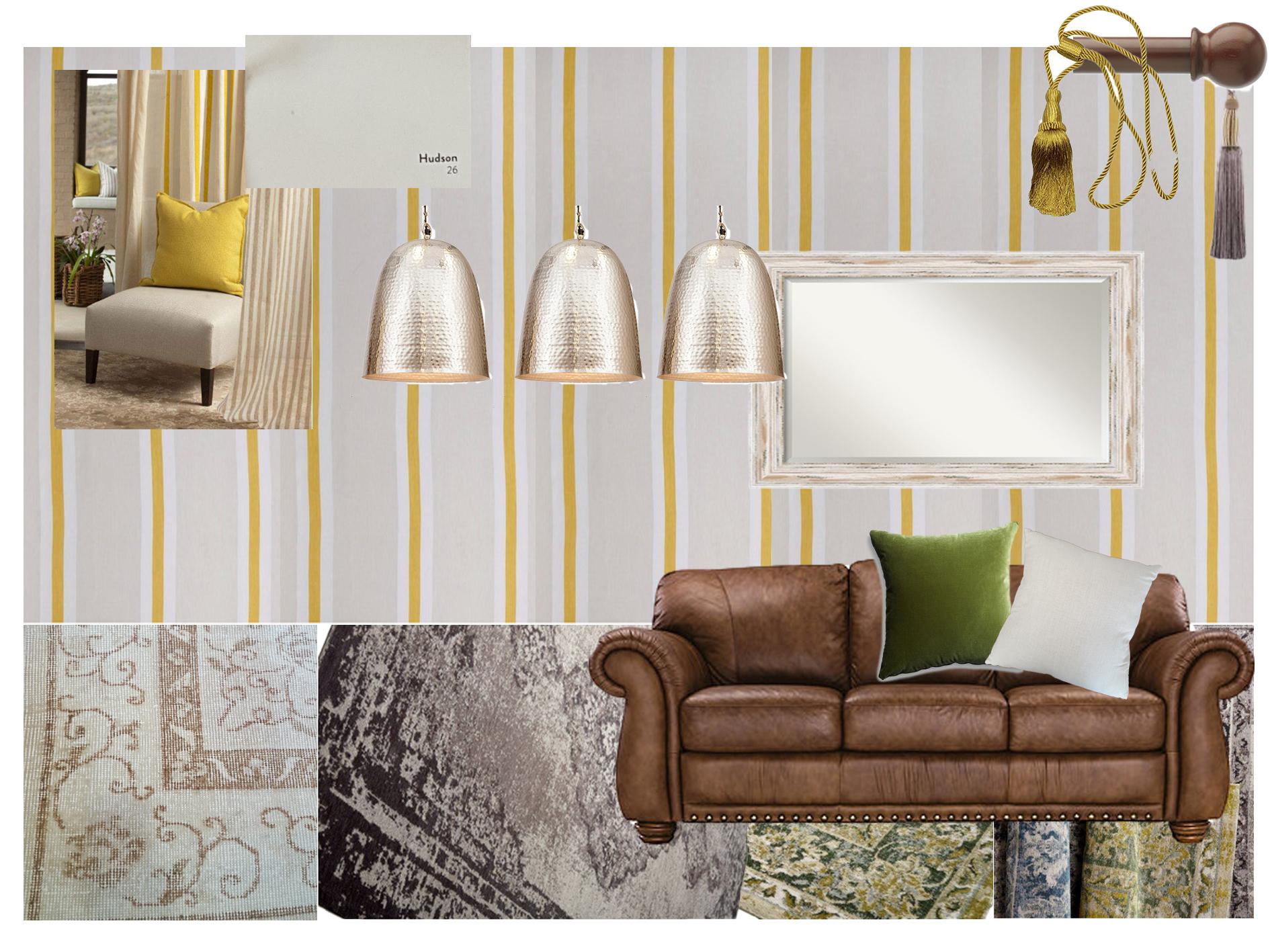 Susan Bright Sunny Dining Room_copper pendants.jpg