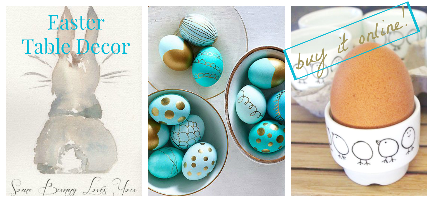 Buy Easter Table Decor Online