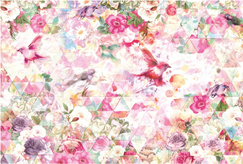 bright pinks prism floral wallpaper.png