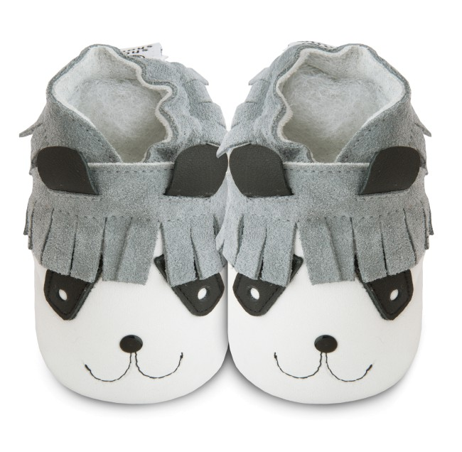 Leather baby shoes, Shooshoos Barney Is the Boss buy online SA