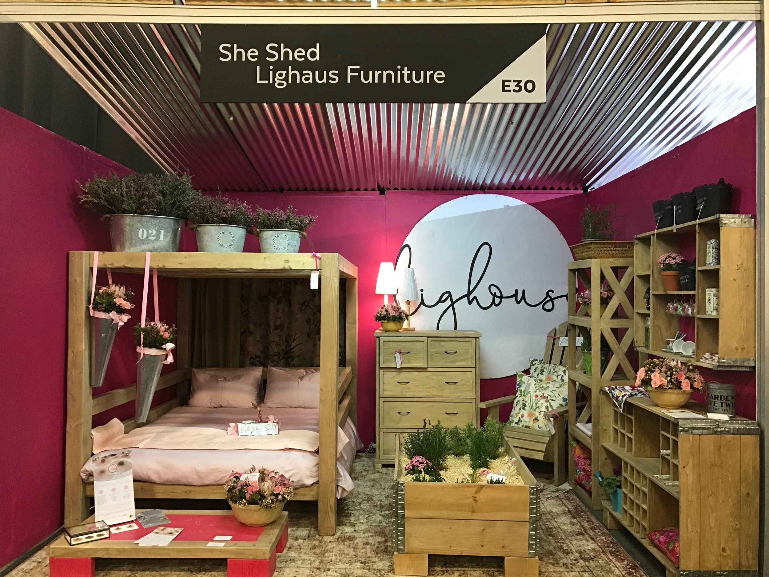 Decores Johannesburg Lighouse She Shed