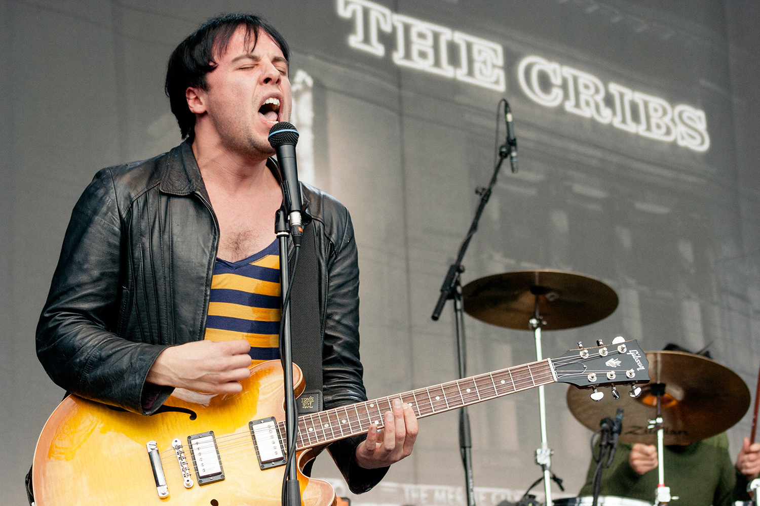 The Cribs at 02 Festival Harewood House