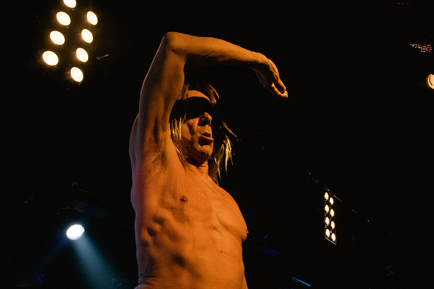 Iggy Pop at All Tomorrows Parties
