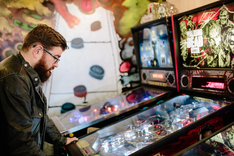 Pinball Machines @ Shuffledog Leeds