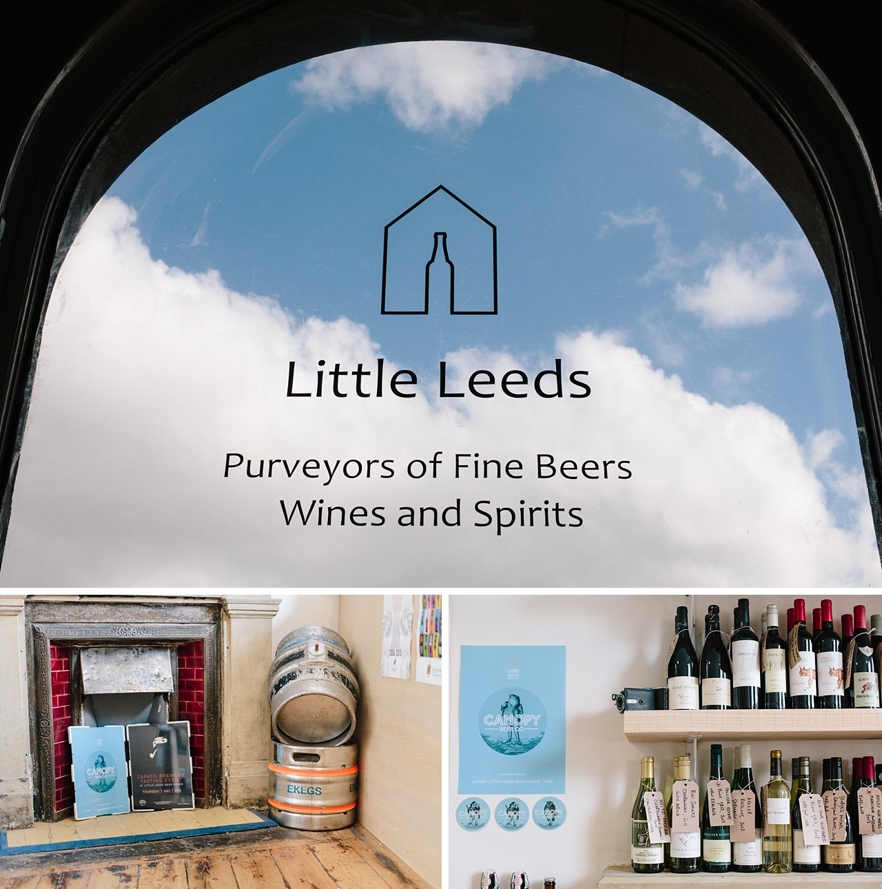 Leeds Little, craft beer photographer