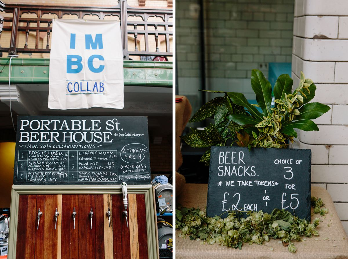 Craft Beer Collaborations at IMBC 2015 - Portable St Bar