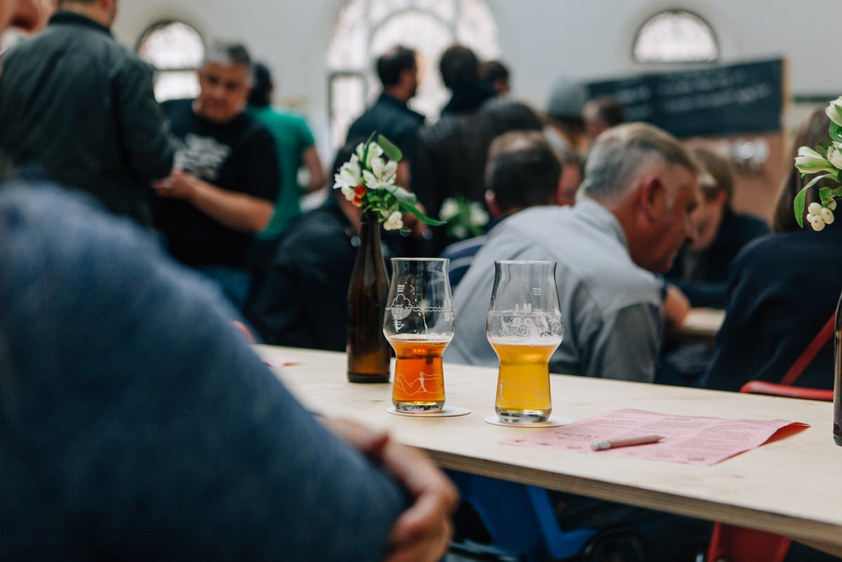 Documentary beer festival photography - Cloudwater Bar