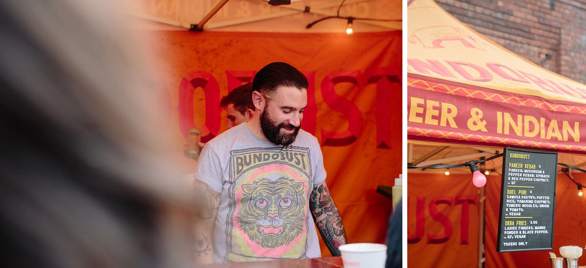 bundobust manchester street food at IMBC