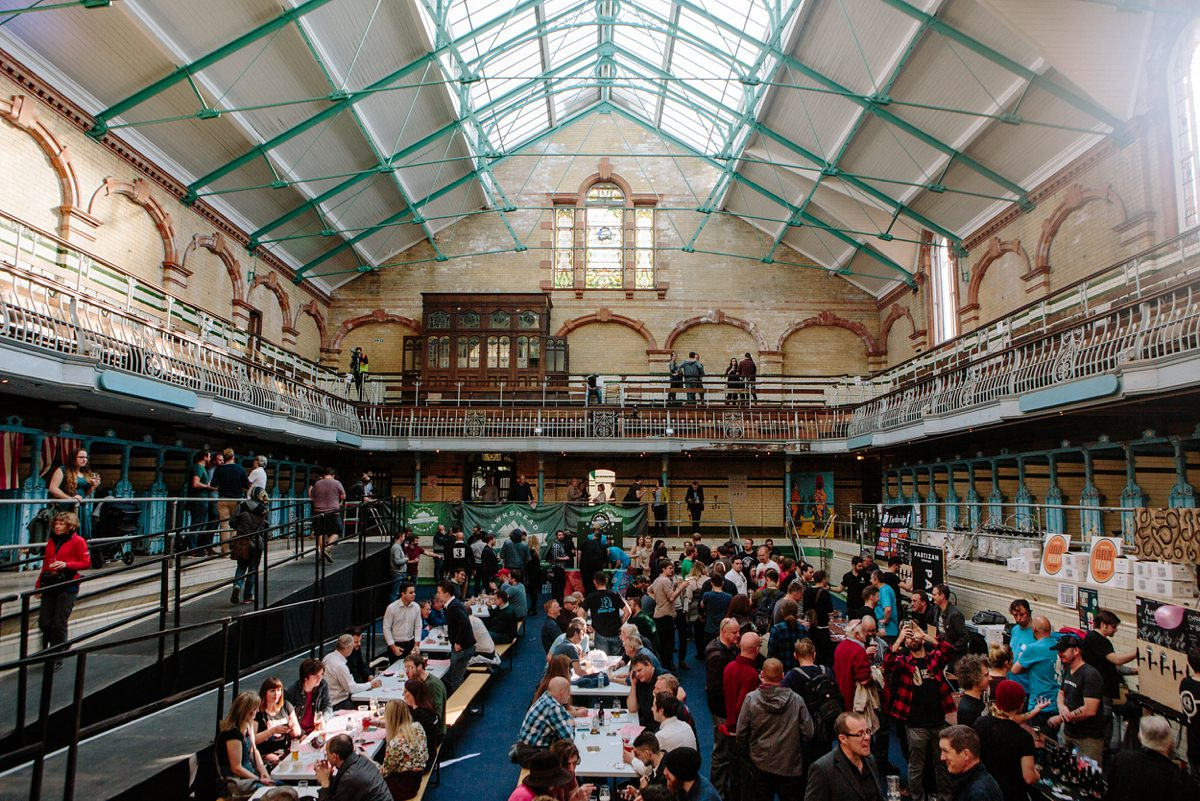 victoria baths manchester event space photography