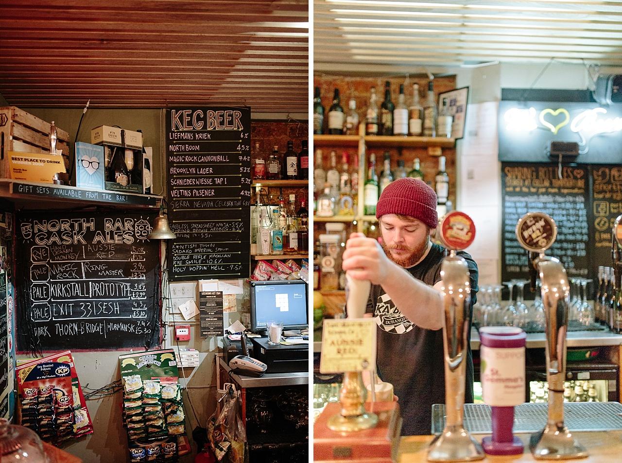 Craft Beer Bar Leeds North Bar