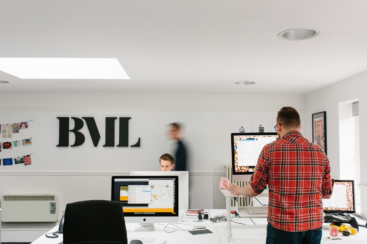 BML Design Agency Leeds - Studio photo