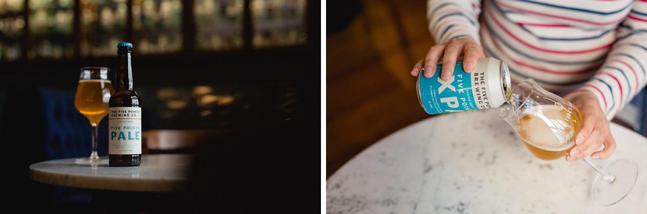 craft beer bottle photography leeds