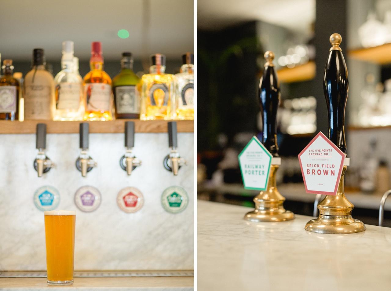 commercial photography craft beer bar turks head leeds