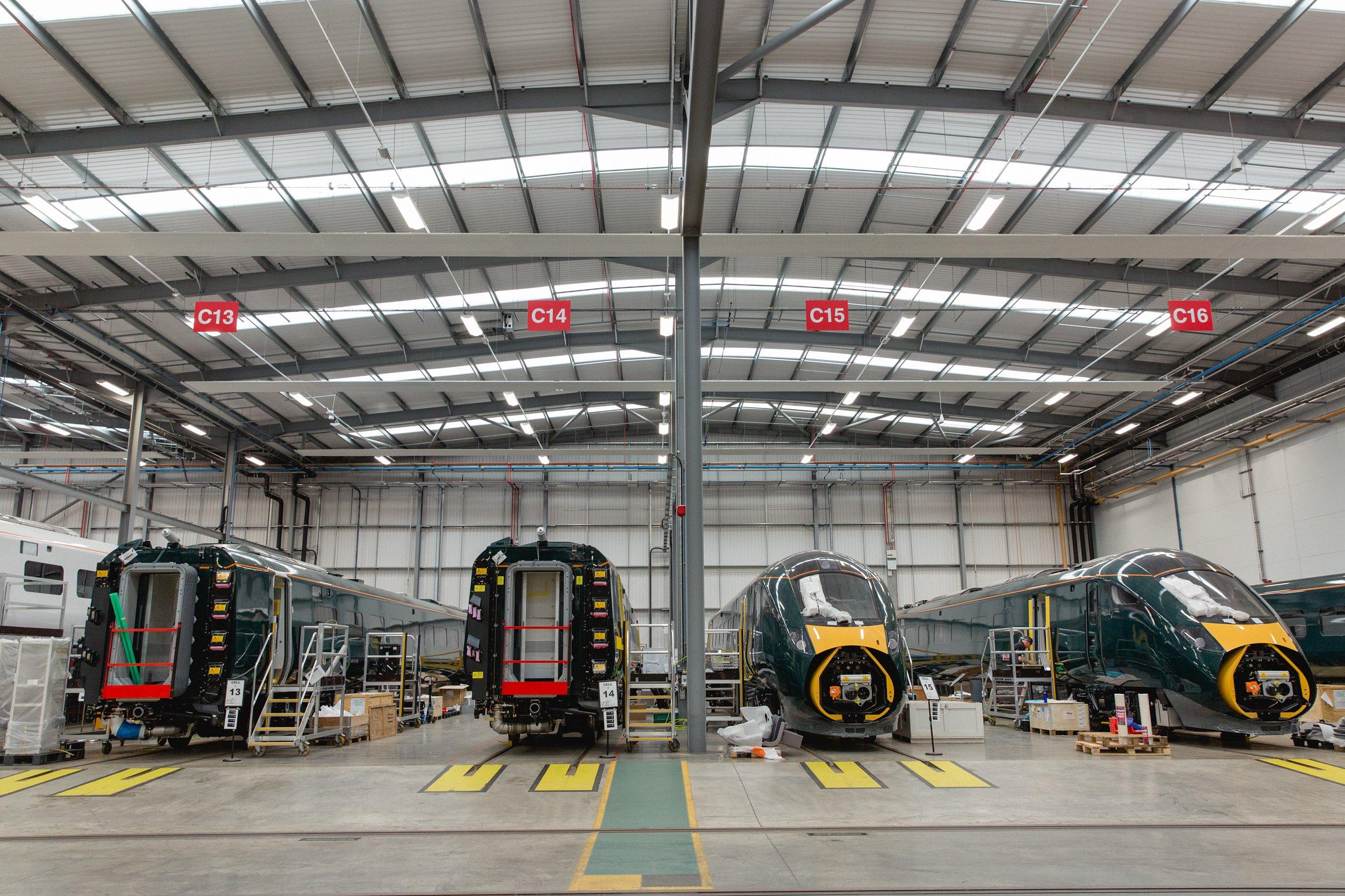 Testing - National Railway Museum | | Mark Newton Photography