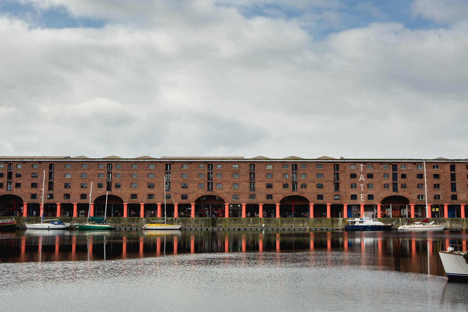 Liverpool docks and tate travel photographer