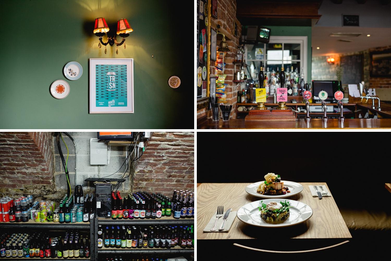 Cross Keys Pub in Leeds food, bar and details photo