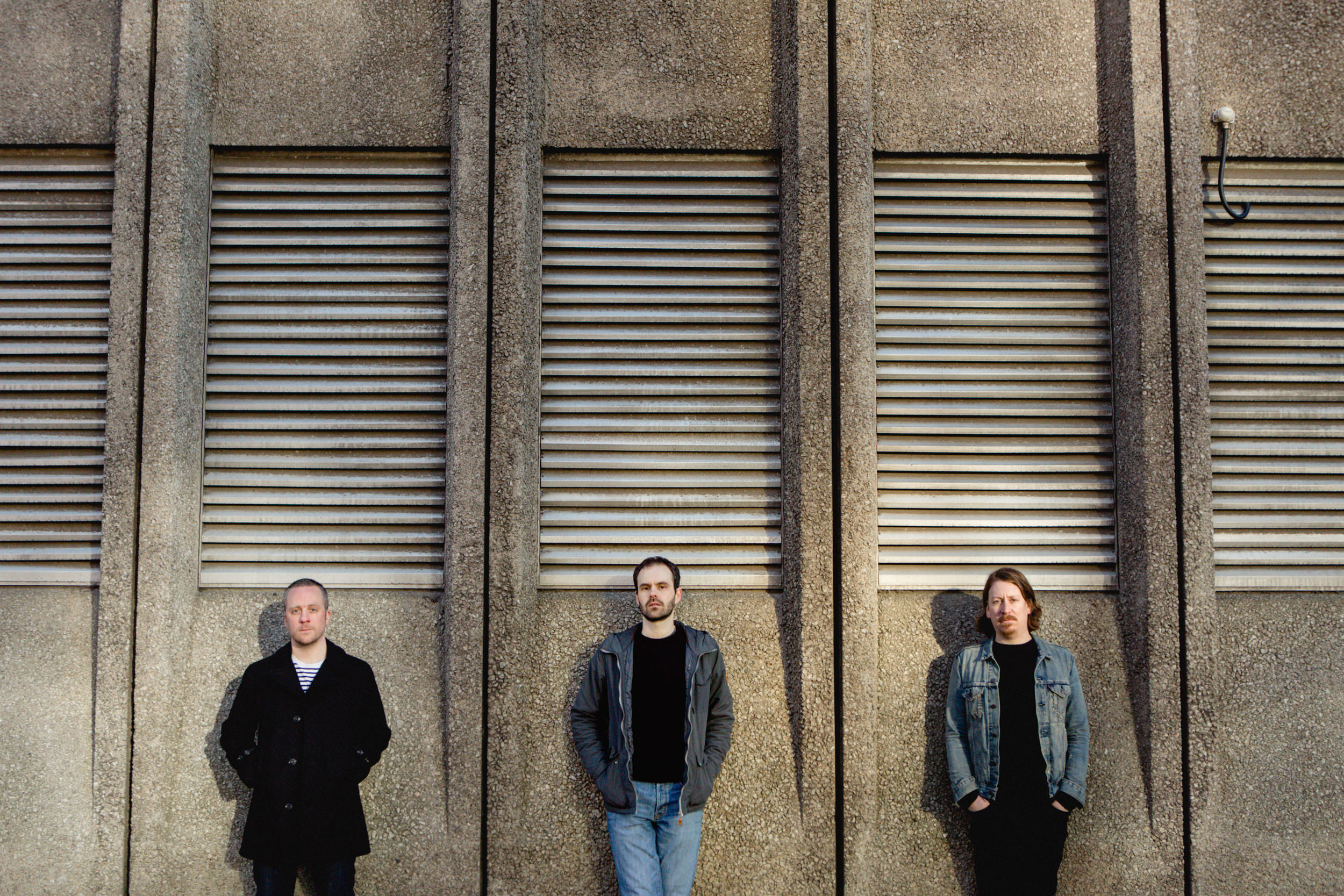 the longcut band portraits in manchester