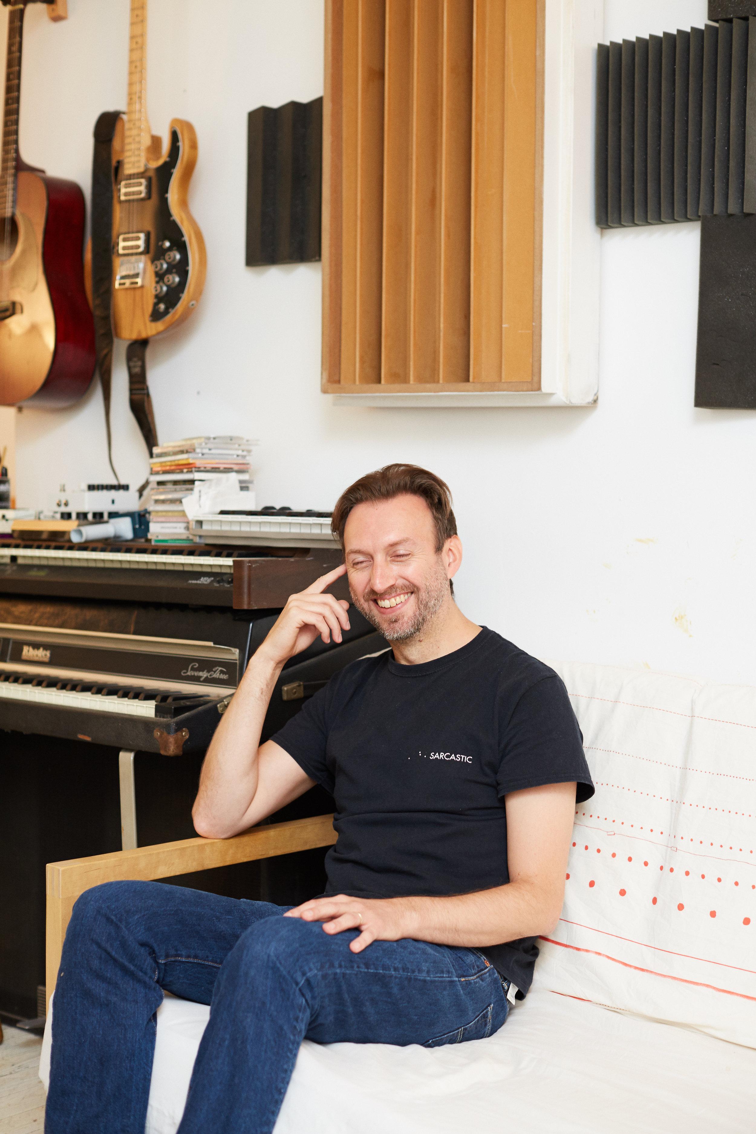 Justin Van Der Volgen — Record Magazine