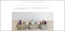 Designer Handmade Jewellery by Lottie   ~ pieces ideal for brides & bridesmaids plus custom designed jewellery.