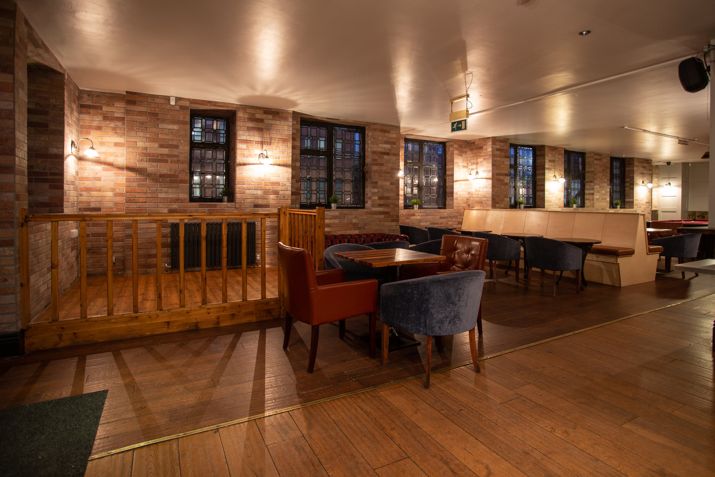 Room Hire -