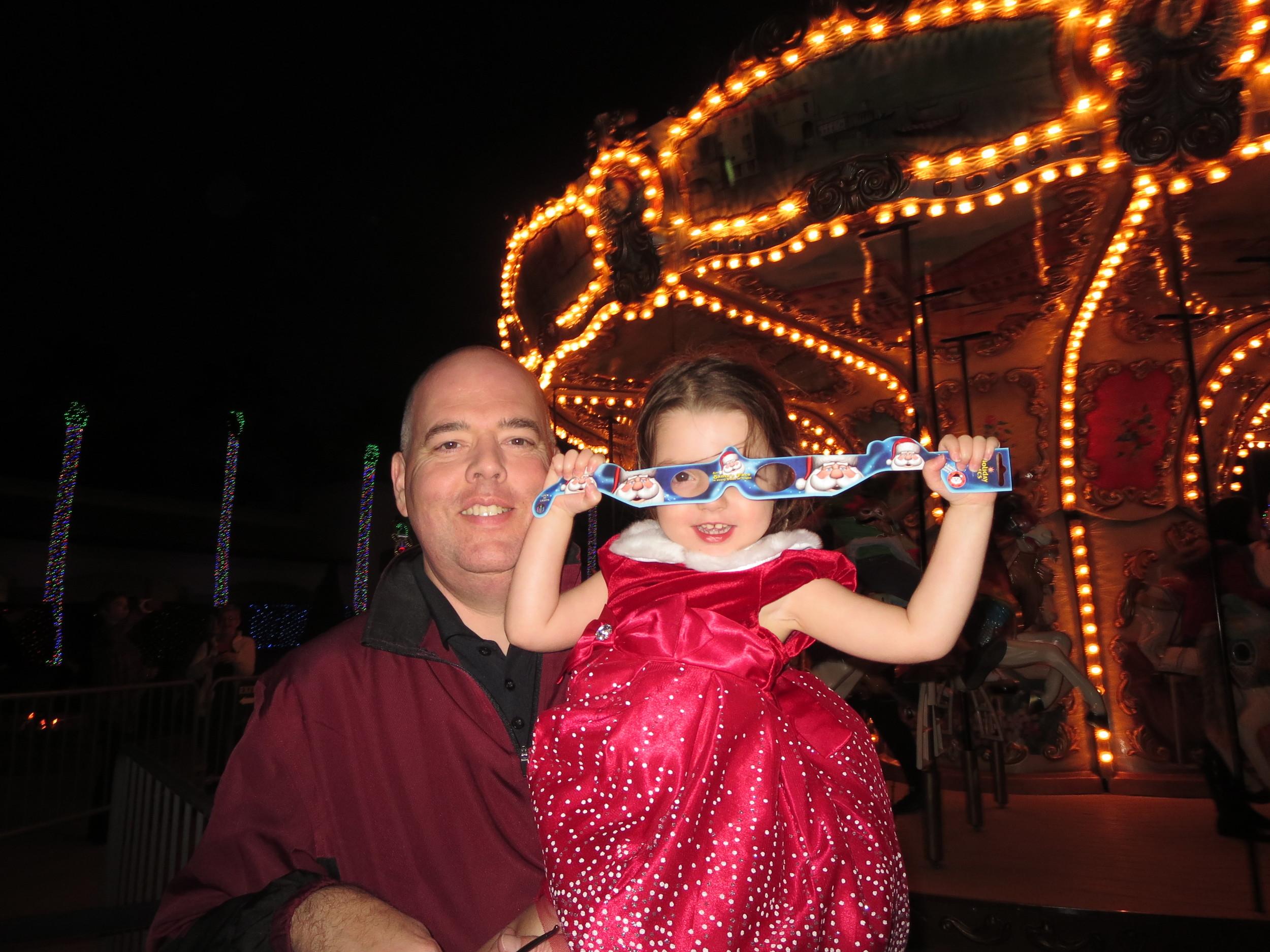 Carousel at S'mores Land