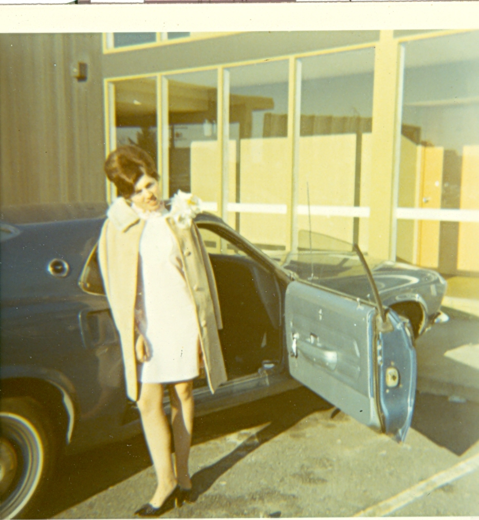 My Mom circa 1969