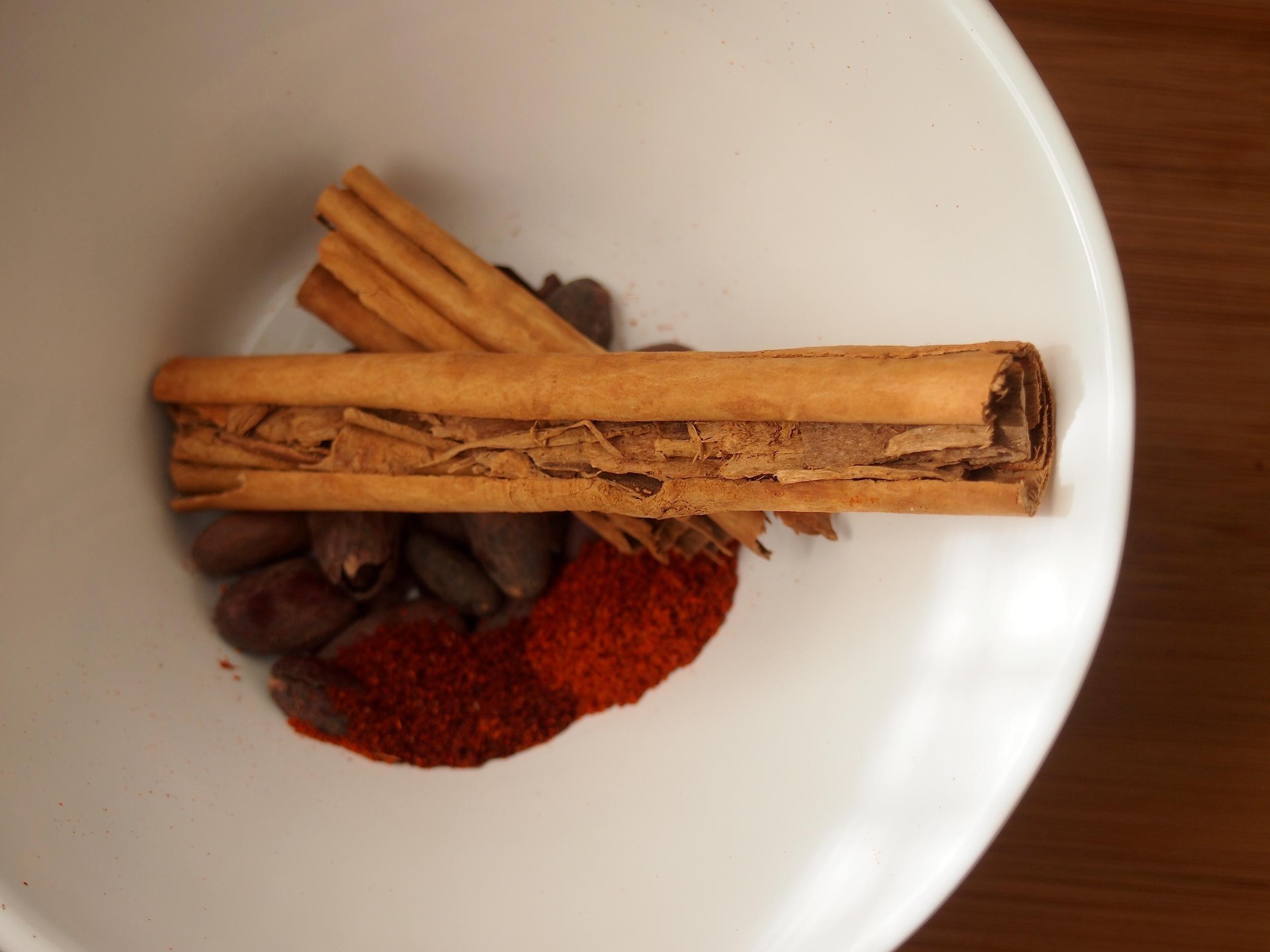 casual cinnamon stick lean