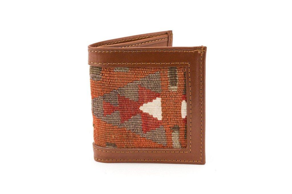 Res Ipsa kilim wallet