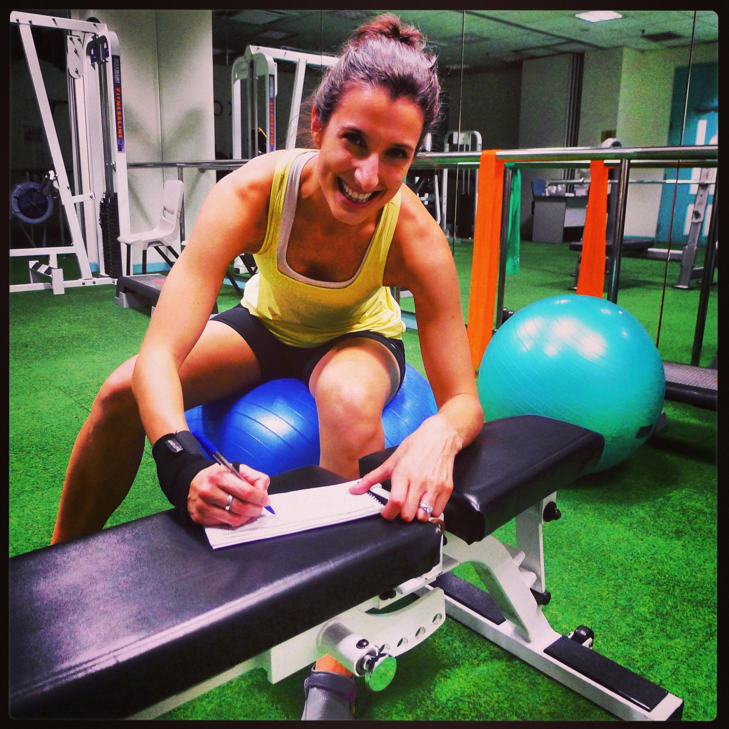 Alison McLaughlin – Registered Dietitian and food enthusiast (Dubai, UAE)