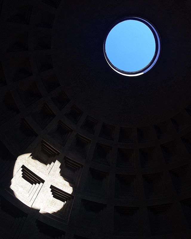 The Pantheon will be really special if they ever get around to finishing it.. 🇮🇹 🇮🇹 🇮🇹