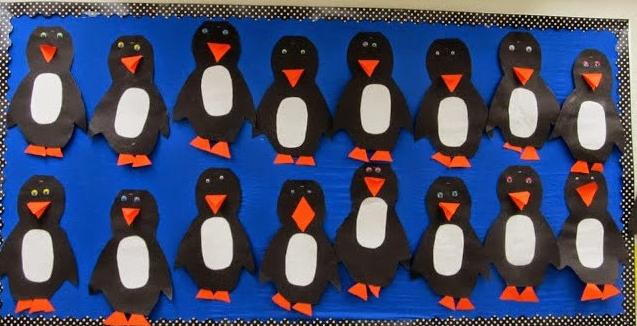 "Penguin: ""Craftivity"""