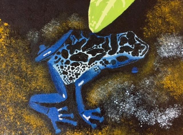 Oil blue tree frog.jpg