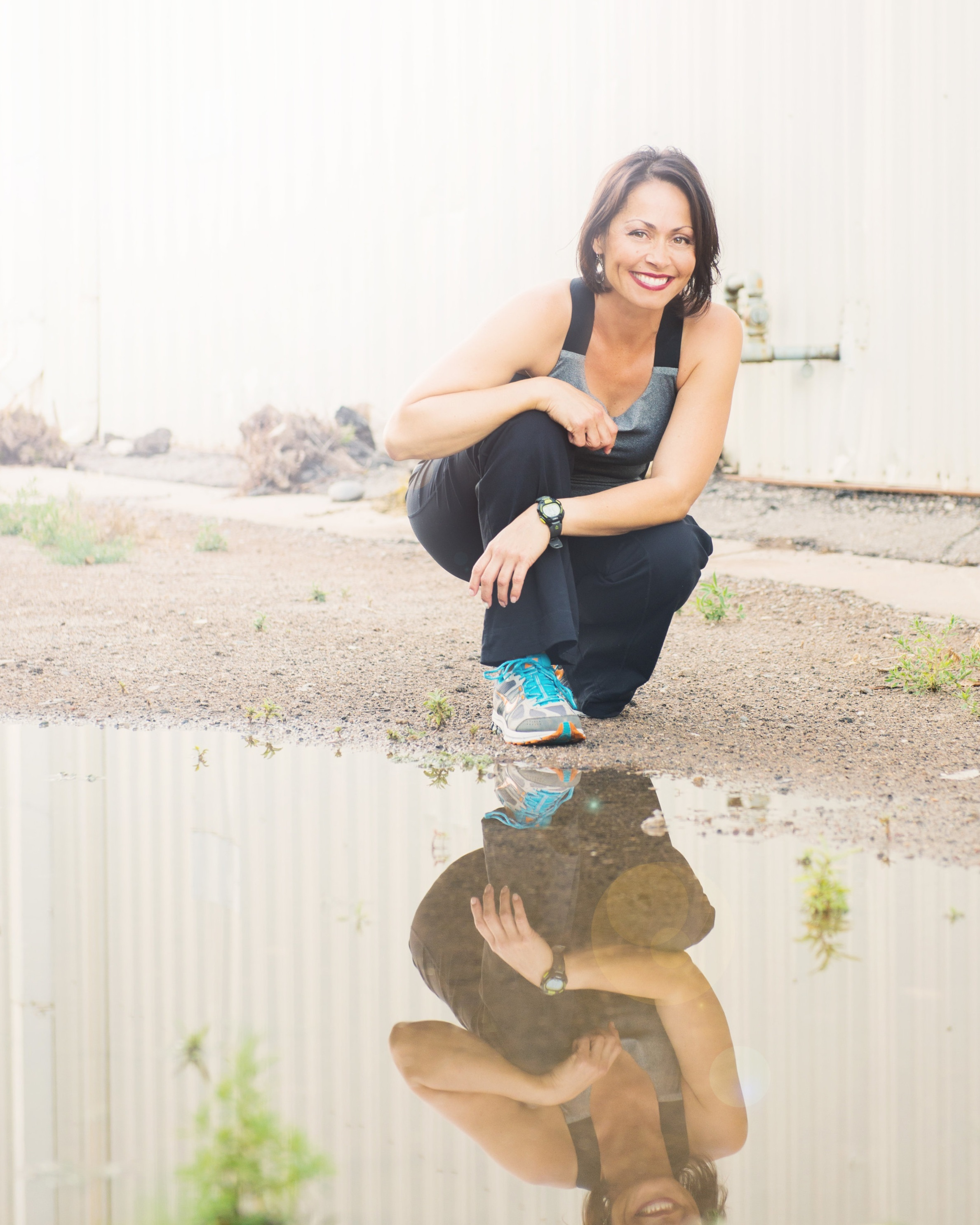 Pamela Otero, Owner & Running Coach  ACSM Certified Personal Trainer, RRCA Certified Running Coach and Spinning® Certified Instructor