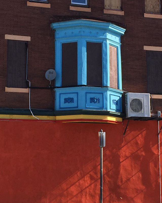 west philly color theory, 4/24.