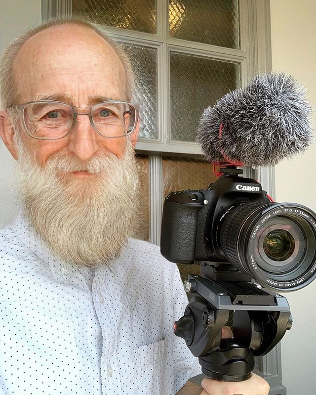 If you still need a videographer 40 years from now, hit me up! I'll still be rocking the beard too 😉👴🏻🎅🏻