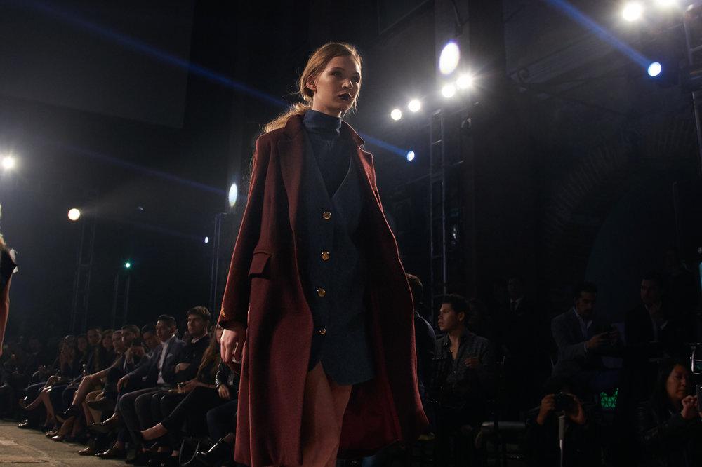 Alexia Ulibarri   Heineken Fashion Weekend -