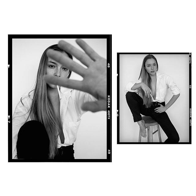 🎞 @ana__palacios 🇨🇷 at my Studio  More photos in www.iamleoo.com