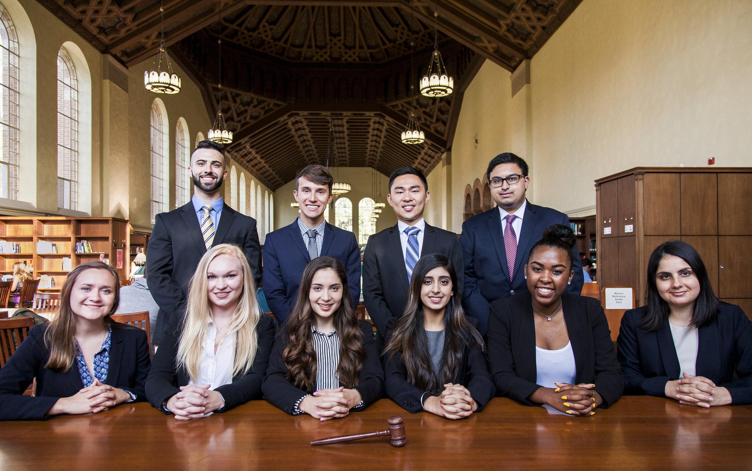 Executive Board   2017-2018
