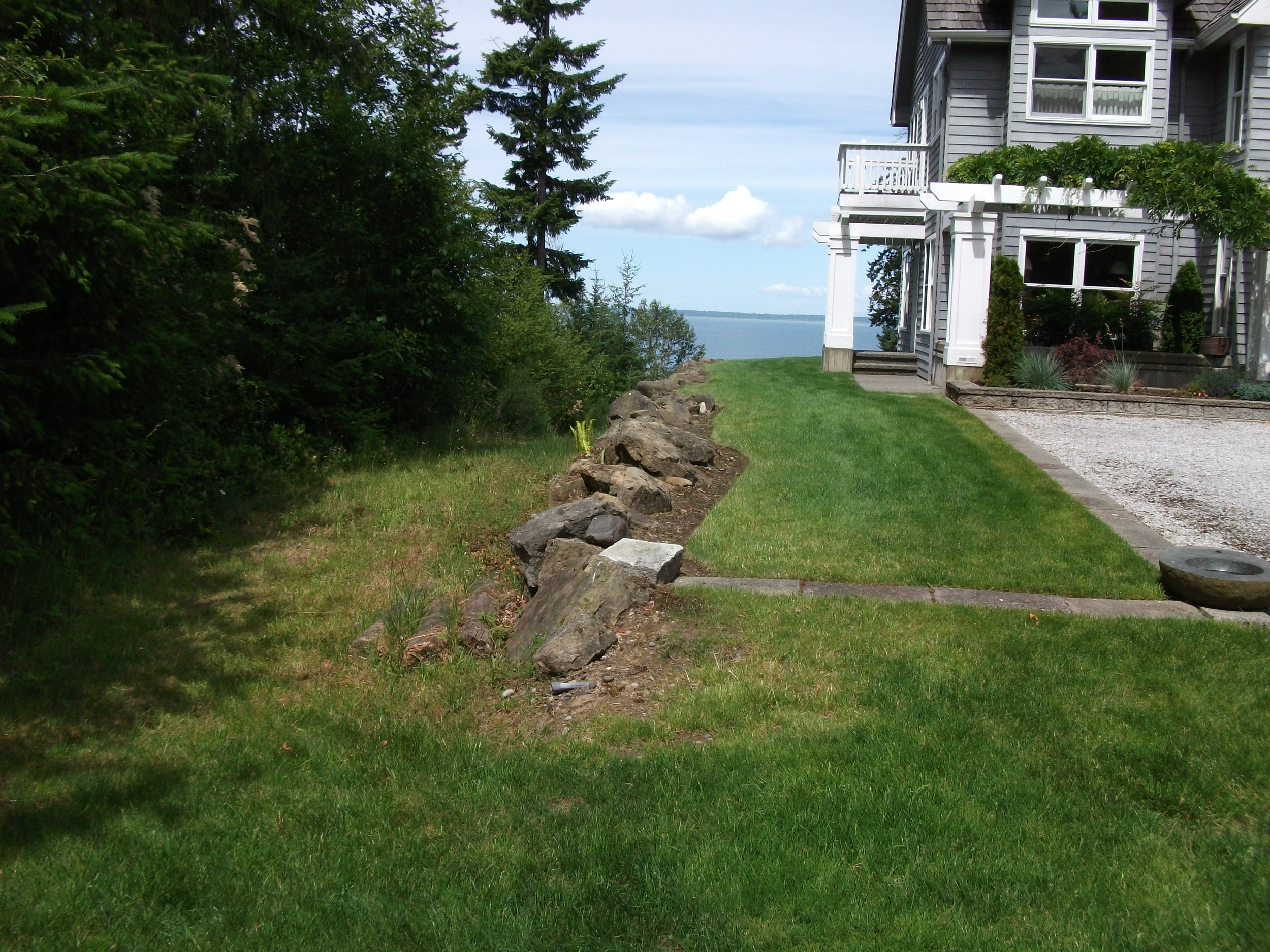 Chuckanut Point View Estates Easement Access Restoration