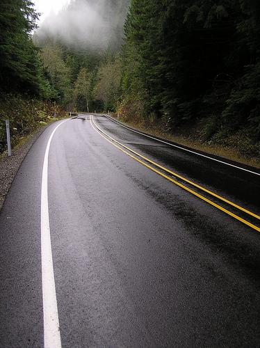 SR 542 Church Mountain Roadway Realignment