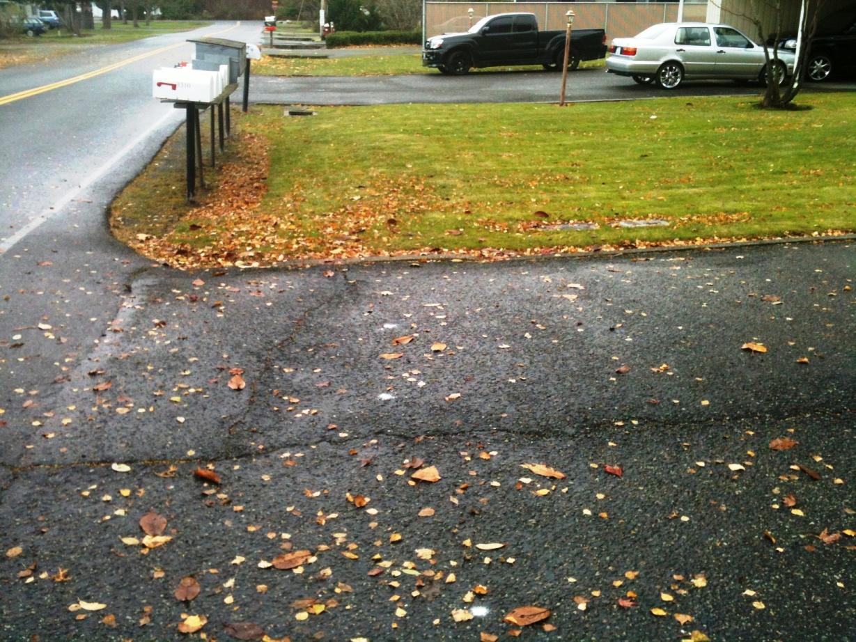 Cherrywood Drive Driveway Repair