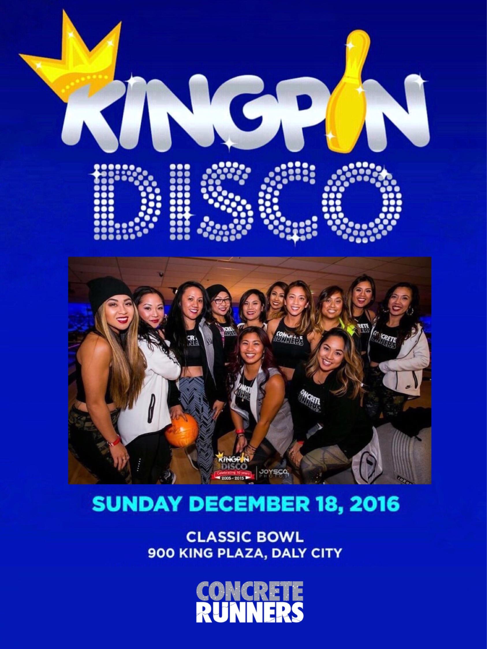 """""""KINGPIN DISCO 2015"""""""