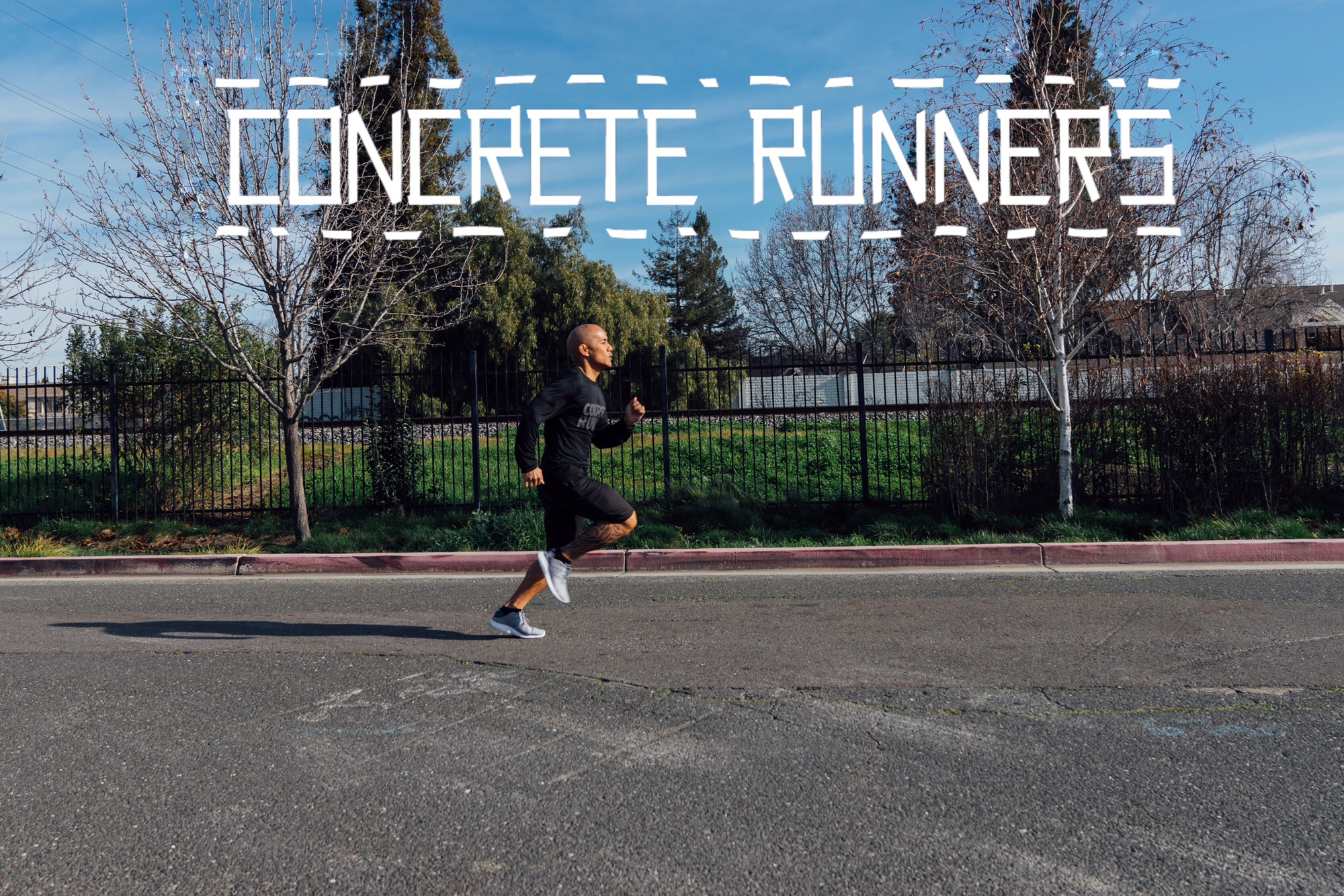 Meet Abel @sfogclothing he will be 1 of 22 competing in a 344 mile relay from LA to Vegas on March 10. Follow his journey as he hits the concrete on @thespeedproject x @concreterunners  Here's his story.  Running is a huge challenge within itself and we are tested and rewarded by every run….so why do you run?  For personal health and fitness. Or alone time. For the challenge. Or comraderie. For the outdoors and fresh air. Or exploration  I run for all these reasons, but the main reason I run is because I can. I grew up very active but I never considered myself a runner. In the recent years, running kind of fell in my lap because it was the only way I could stay active amongst family, work, and life. All I needed was a pair of running shoes (and maybe a change of clothes) and I was good-to-go. Even though it was out of convenience that I started running, I now reap the rewards of keeping active, having me-time, being able to see the world from a humbling perspective, and doing epic sh!t with the awe-inspiring running community.  But what makes running meaningful is that I am able to run for more than just myself. Having a daughter who suffers from a muscle disorder makes you appreciate the little things in life. She has been a fighter and illuminates a positive spirit even through all she goes through. She is a true example of hope…and my hero. And I now run to bring sMILEs to my MDA (My Daughter Ava), raise awareness for the MDA (Muscular Dystrophy Association), and motivate and inspire others along the way. #concreterunners #thespeedproject