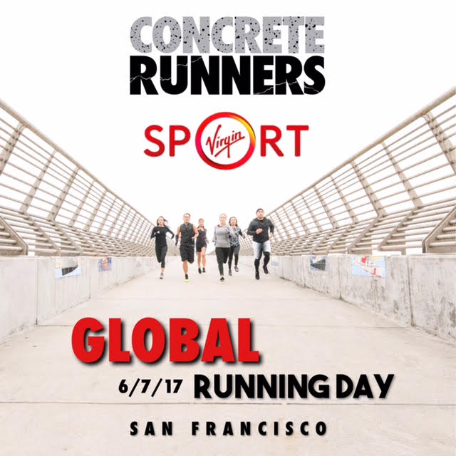 What a better way to celebrate GLOBAL Running Day other than taking FLIGHT with your CRew & Virgin Sport. We'll be changing our normal Thursday Night Flight to Wednesday this week (6/7) to celebrate!   We're partnering up with  Virgin Sport  for a 3 mile run followed by Happy Hour at Spark Social SF! Seats will be reserved for the CRew!  Date: Wednesday, June 7th  Pilot: CR CRew & Virgin Sport  Flight Deck: Spark Social SF (Mission Bay Boulevard North, SF)  Destination: San Francisco, CA  Boarding: 6:15PM  Departure: 6:30PM  Distance: 3 miles