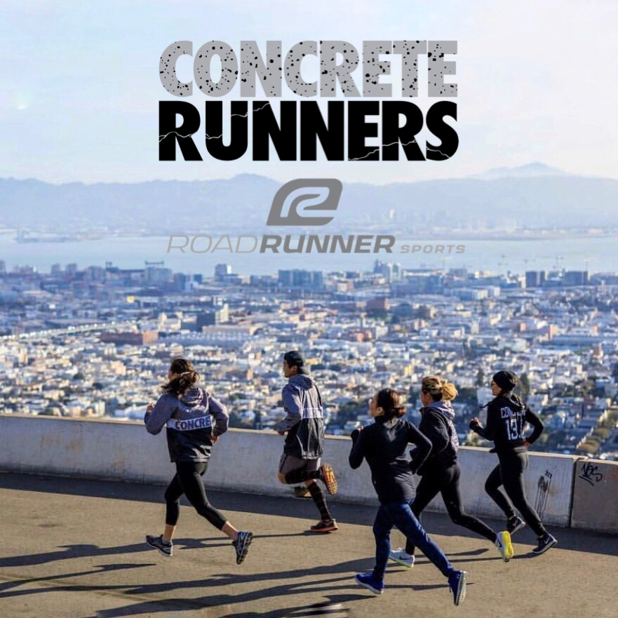 Join Concrete Runners for a special event with Road Runner Sports in Berkeley. Gear up for all your running and race needs with us! We'll start off with with a 5k and then finish at the store with food and refreshments. Road Runner VIPs will get 25% off shopping that day, and try out their FREE gait analysis to learn more about how you run and what type of shoes and support you will need when hitting those miles. All participants will be entered into the raffle, with the grand prize being a pair of shoes!  Date: Saturday, April 28th  Meet Location: Road Runner Sports, Berkeley  Meeting time: 8AM  Take off: 8:45AM  Distance: 5K  Bag Storage: Yes  Transportation Tips: Parking lot and street parking  BONUS LOYALTY MILES FOR ATTENDING:Register for the run through Eventbrite and check in at the event with one of the Pilots to be entered into our Loyalty Miles Program with On Running. For each Track Tuesday and Thursday Night Flight that you successfully check in to during the the 2018 season, you will be entered into a raffle that could win you free gear, or even a trip as our grand prize!  To join our run club on Strava, visit  www.concreterunners.com/strava .