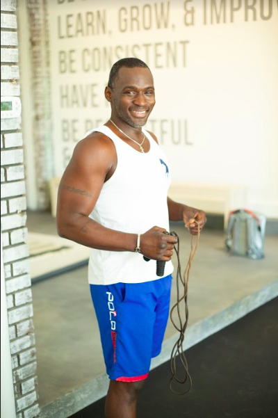 MEET YOUR TRAINER - Vaughn is a native of Morristown, NJ with 21 years of life application knowledge in clean eating, optimal nutrition, and full body fitness. He is a CPT (Certified Personal Trainer), TRX and primal movement educated professional, and a martial arts black belt. he is passionate on continued education, studying the best and most passionate in the field and seemlessly bringing together different modalities, from martial arts to the metaphysical.Vaughn chooses to research anthropological and ancestral knowledge to keep the body in optimal working condition. Vaughn takes a holistic approach to strength and fitness, first by listening to and respecting the passion of an individual, Meaning he knows there is no success without tapping into the passion of the heart, then providing coaching and guidance to get to the core of ones-self which is required to achieved the desired goal.With a myriad of success stories from clients from all walks of life ... He knows that we have limitless potential to be, do, and have all that we desire. There is no doubt that Vaughn can reach out to, connect with, and succeed with any person who truly desires to become a healthier version of themselves … inside and out.